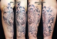 009- black&grey - tattoo-hamburg-skinworxx