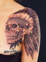 014- black&grey - tattoo-hamburg-skinworxx