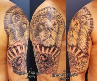015- black&grey - tattoo-hamburg-skinworxx