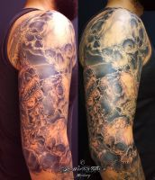 011-darkside-skulls -tattoo-hamburg-skinworxx